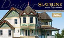 Slateline Designer roof shingles